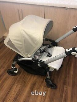 Bugaboo Bee 5 Lightweight Compact Single Stroller 2017 Model In TONE Pushchair