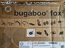 Bugaboo Fox 2 Fox2 Stroller and Carrycot pushchair Brand New