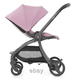 Egg Stroller Quail Strictly Pink Chassis Pram Pushchair Push Chair Seat New