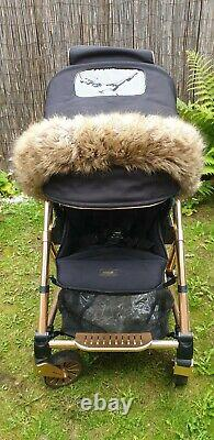 Limited Edition Loved Mamas And Papas Rose Gold Urbo 2 Stroller/pram/pushchair