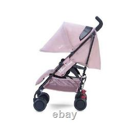 Silver Cross Pop Buggy Pushchair Stroller Blush Pink Brand New Boxed