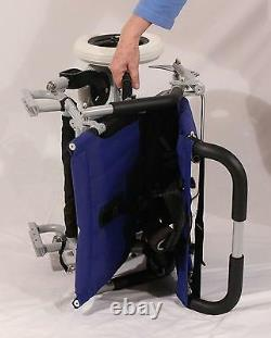 Stealth Lightning pediatric Special Needs Stroller Wheelchair 16/18 seat/150 pd